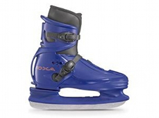 Patin patinoire synthetique