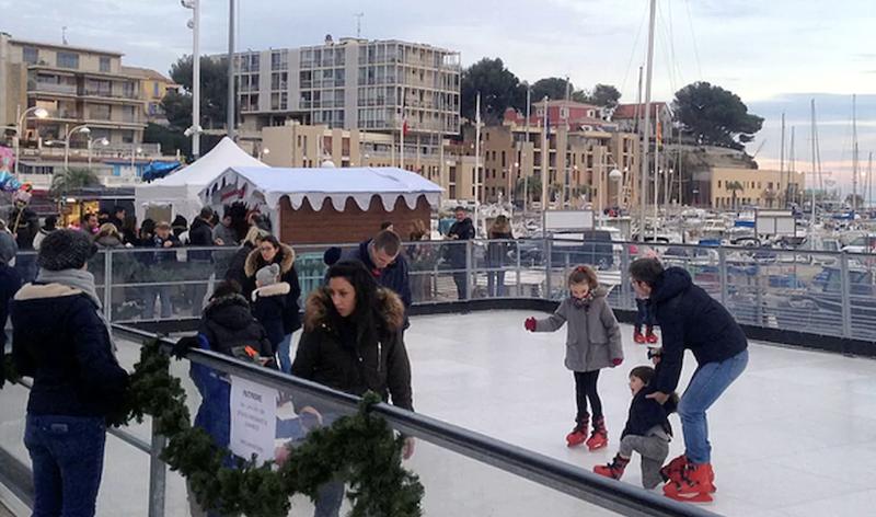 Choisir un emplacement pour sa patinoire